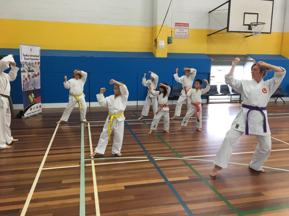 Fma4, Toyakan International Karate Organisation Helensvale, Queensland