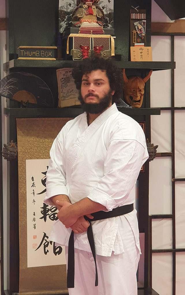 James 641x1024, Toyakan International Karate Organisation Helensvale, Queensland