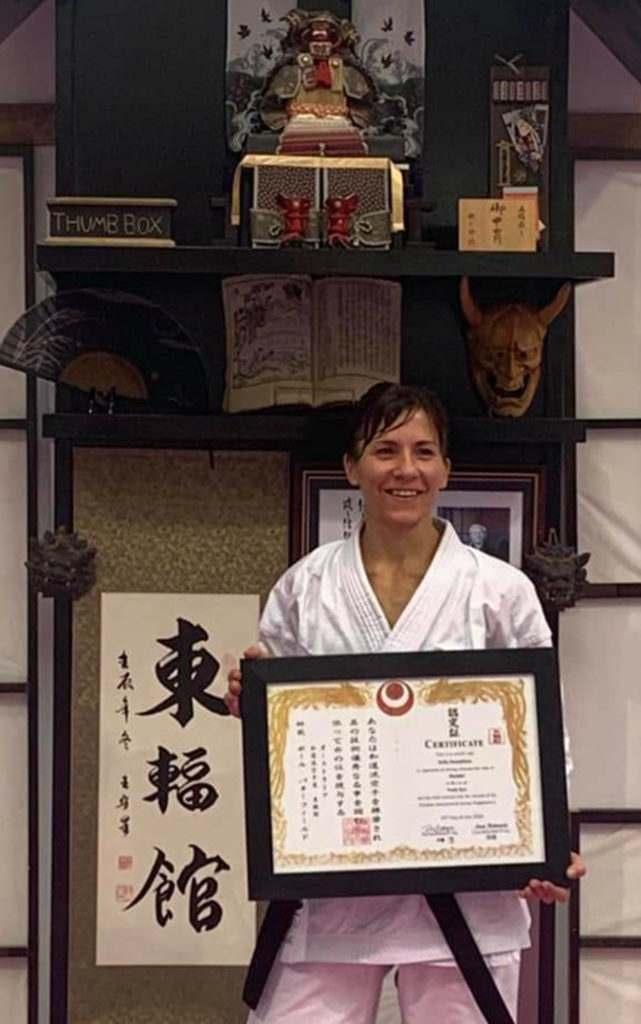 Kelly 641x1024, Toyakan International Karate Organisation Helensvale, Queensland
