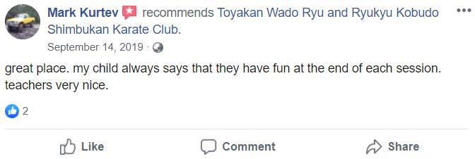 Kids2.2, Toyakan International Karate Organisation Helensvale, Queensland