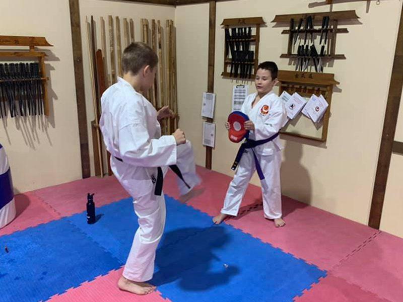 Kma1, Toyakan International Karate Organisation Helensvale, Queensland
