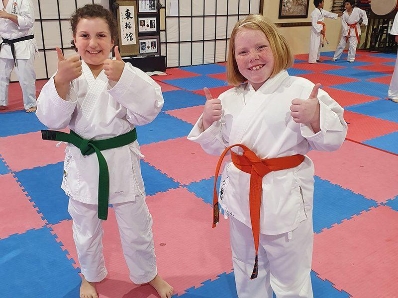 Kma2, Toyakan International Karate Organisation Helensvale, Queensland