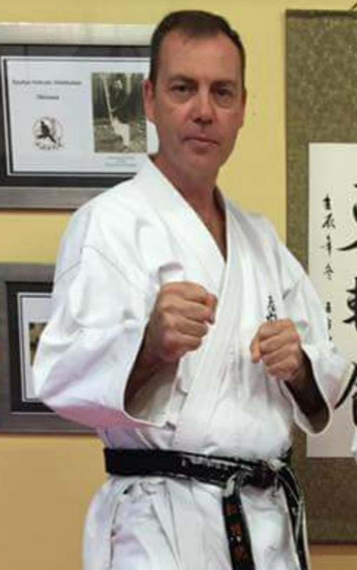 Paul, Toyakan International Karate Organisation Helensvale, Queensland