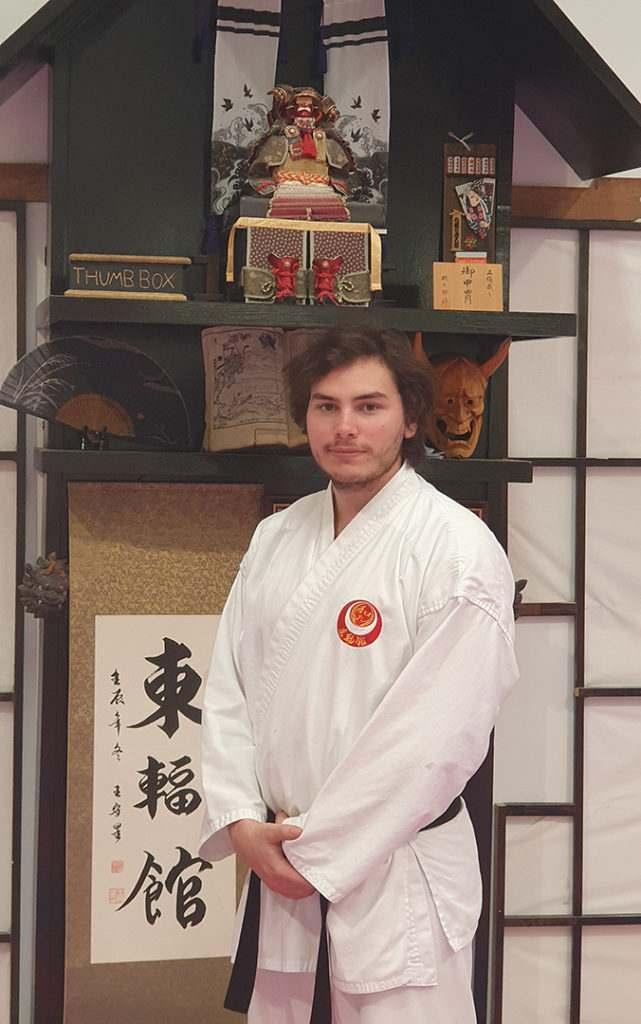 Steve 641x1024, Toyakan International Karate Organisation Helensvale, Queensland